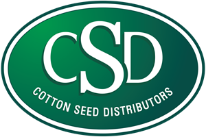 Logo for Cotton Seed Distributors.