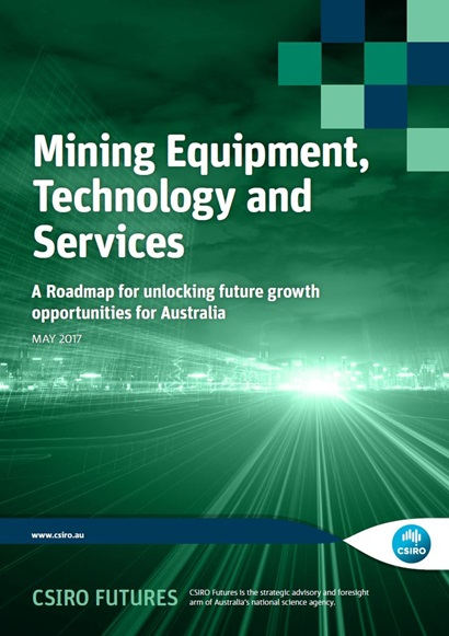 Mining Equipment, Technology and Services Roadmap cover