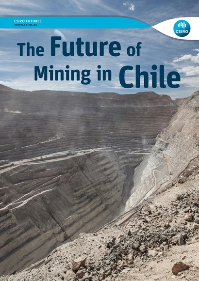 Cover of The Future of Mining in Chile report