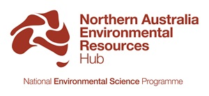Logo for the Northern Australia Environmental Resources Hub.