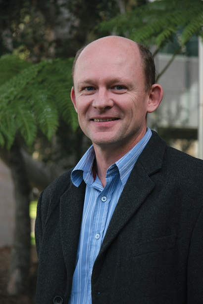 Jonathan Law, Director of CSIRO Mineral Resources