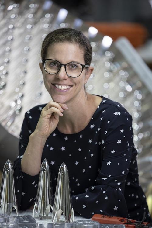 Dr Ilana Feain.  - Quasar CSIRO DrIlanaFeain - Space startup Quasar takes off with CSIRO tech