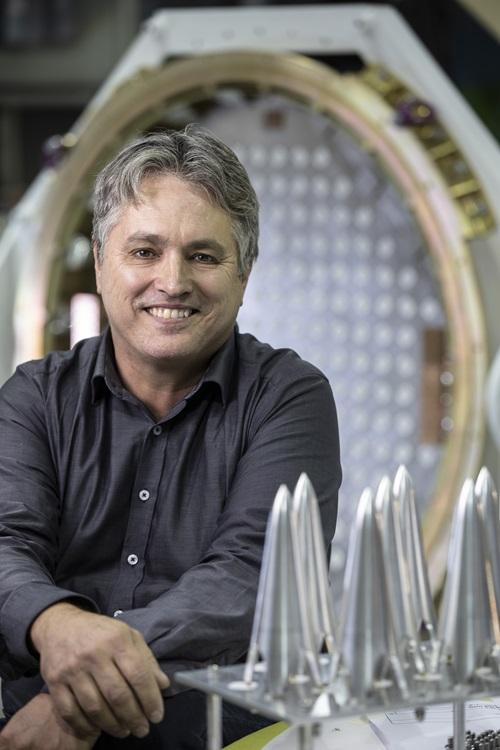 Mr Phil Ridley.  - Quasar MrPhilRidley - Space startup Quasar takes off with CSIRO tech