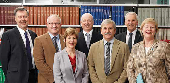 CSIRO Executive Team 2011 - 12