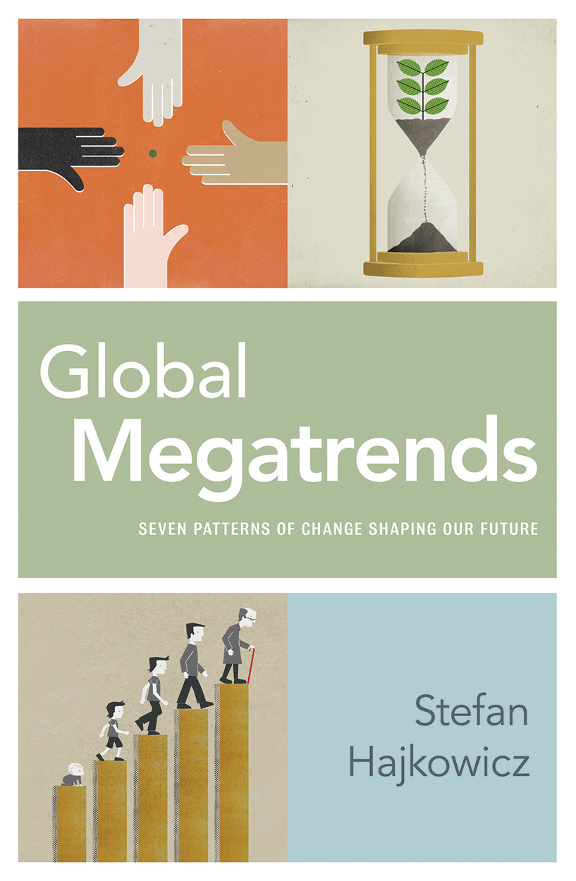 Front cover of the Global Megatrends report.