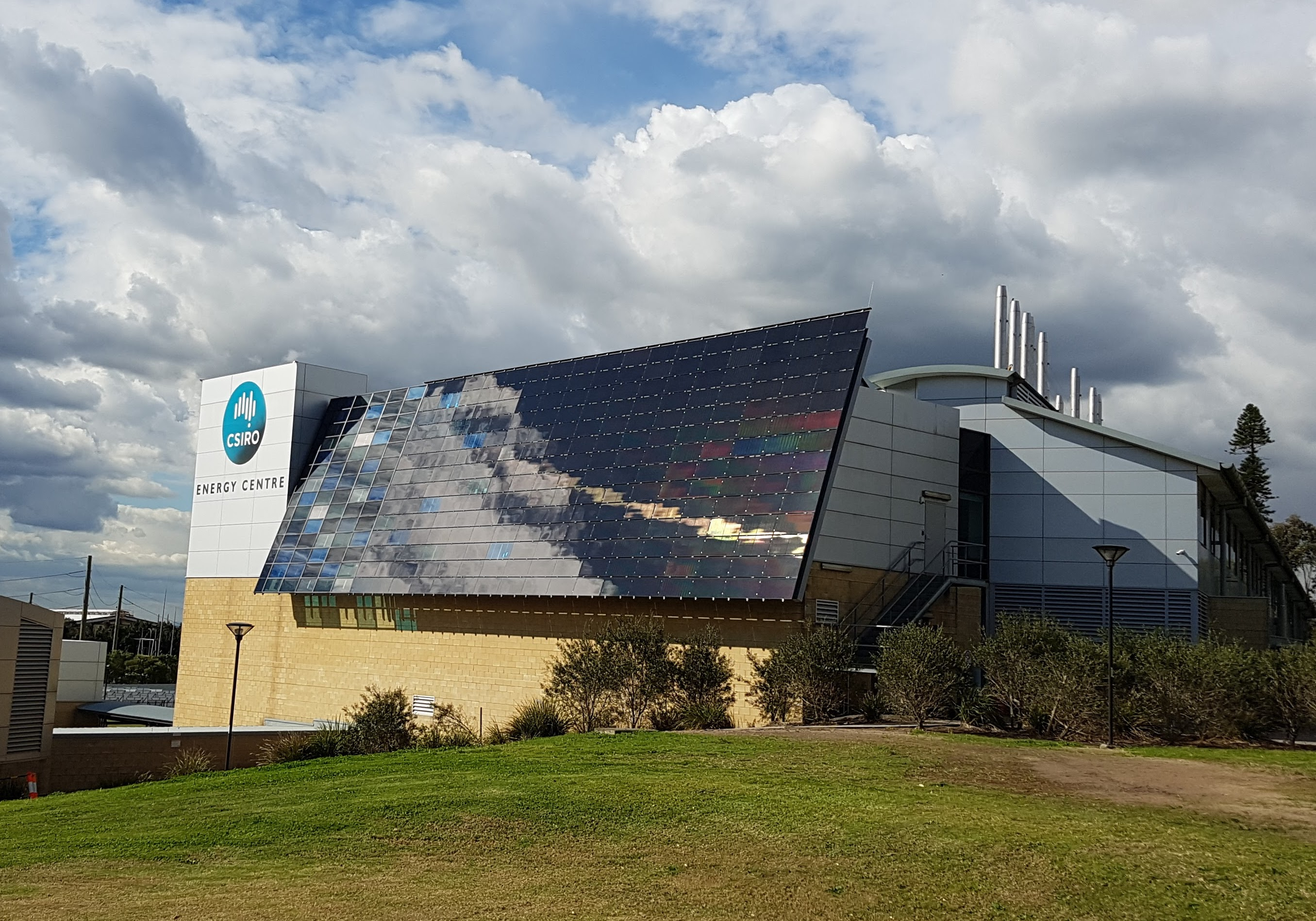 CSIRO Energy Centre building in Newcastle.