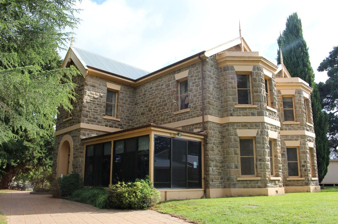 image of the gungahlin homestead