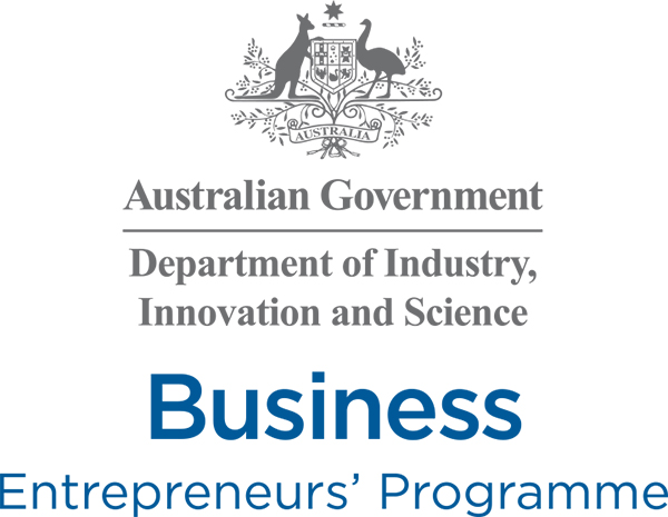 Department of Industry, Innovation and Science Business entrepreneur program