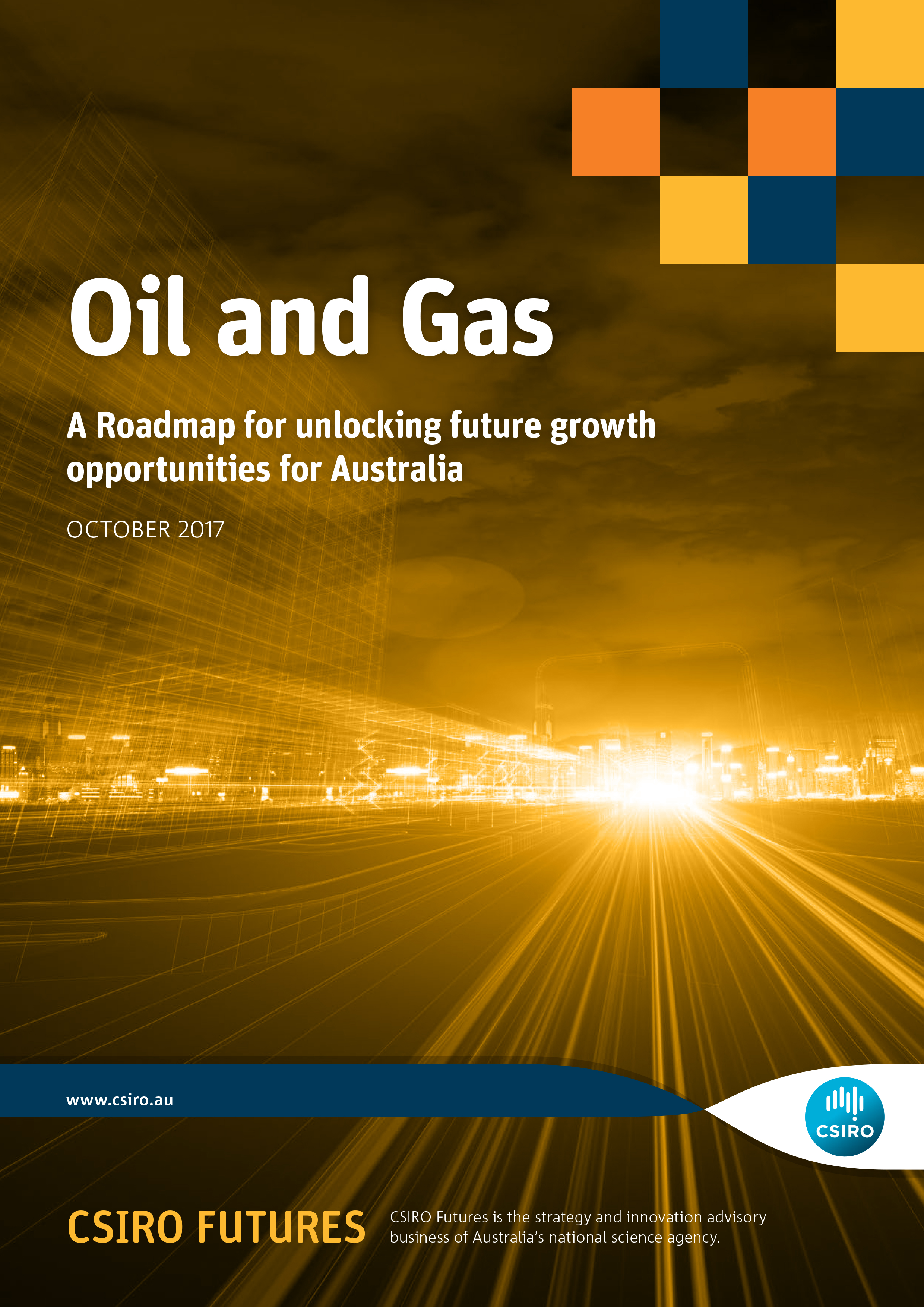 Oil and Gas - A Roadmap for unlocking future growth opportunities for Australia