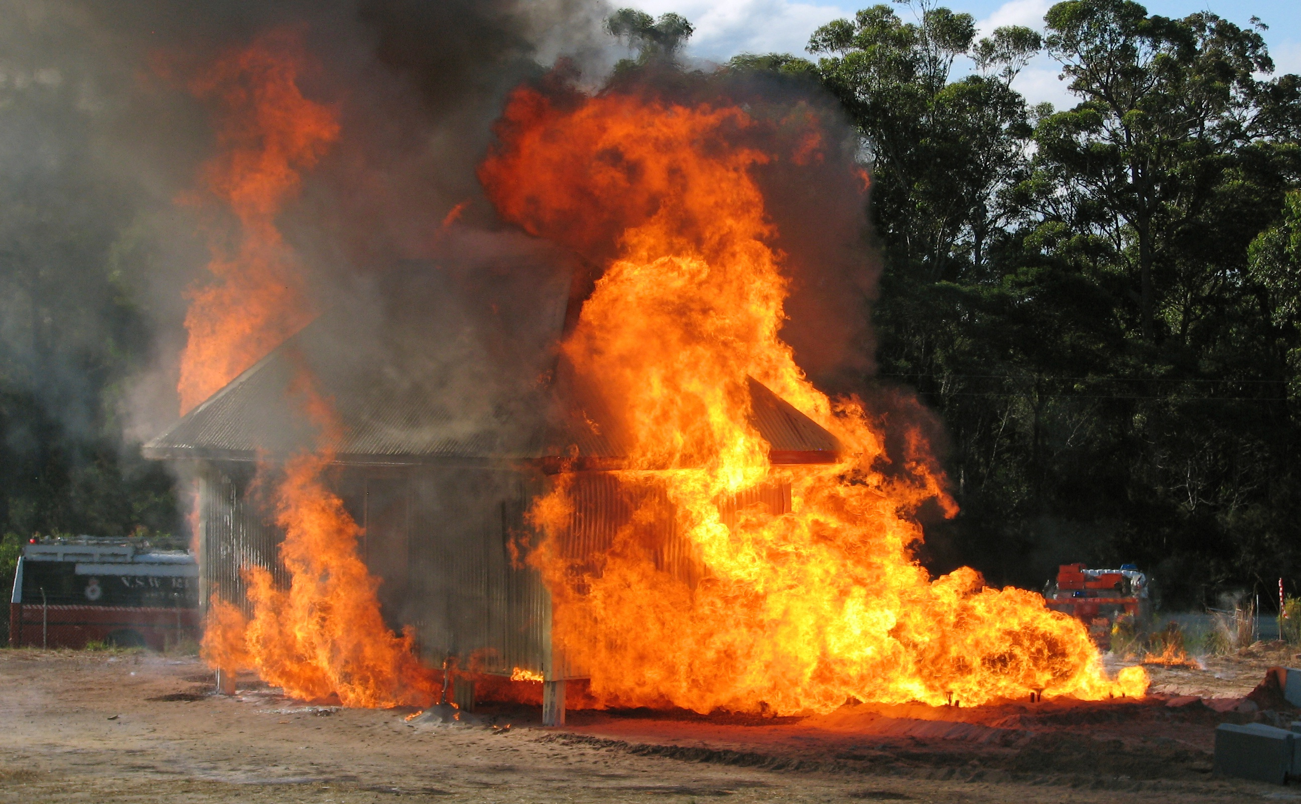 Fire Safety Testing Research And Certification Services