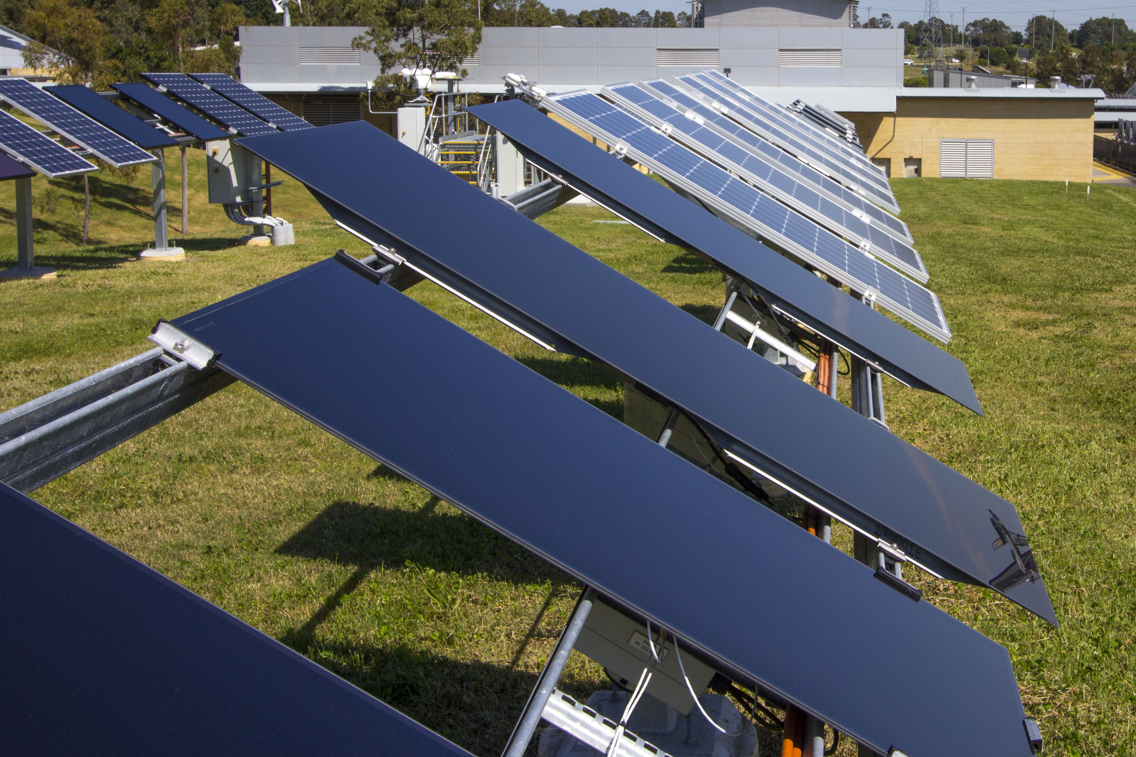 Solar Cell And Panel Testing Csiro