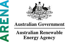 Australian Renewable Energy Agency (ARENA) logo