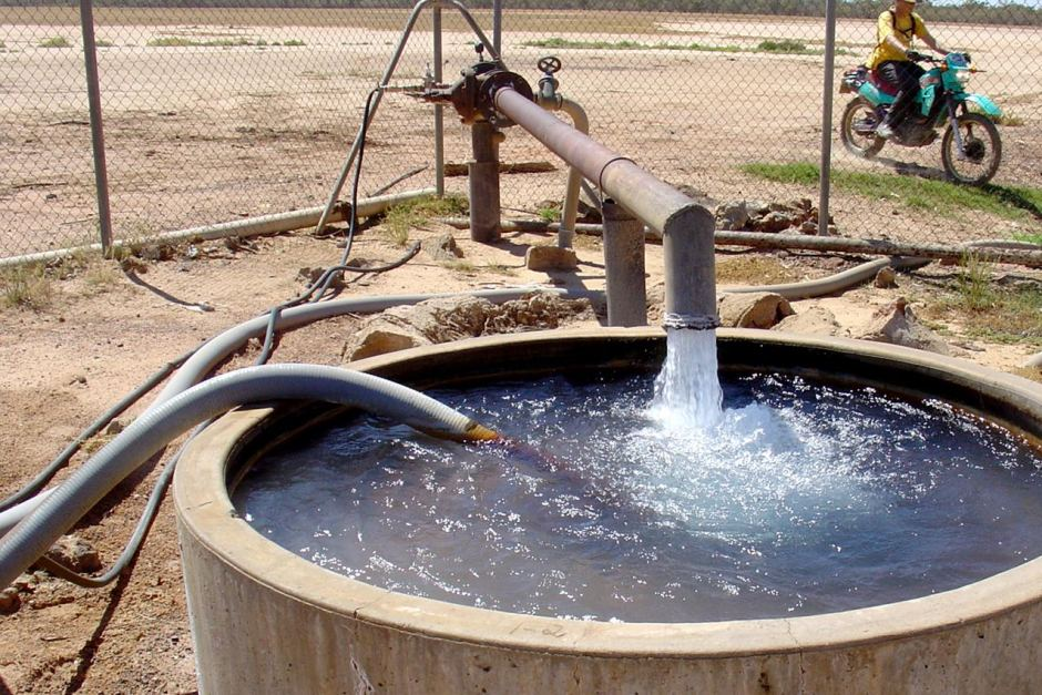 Pilliga Water Bore