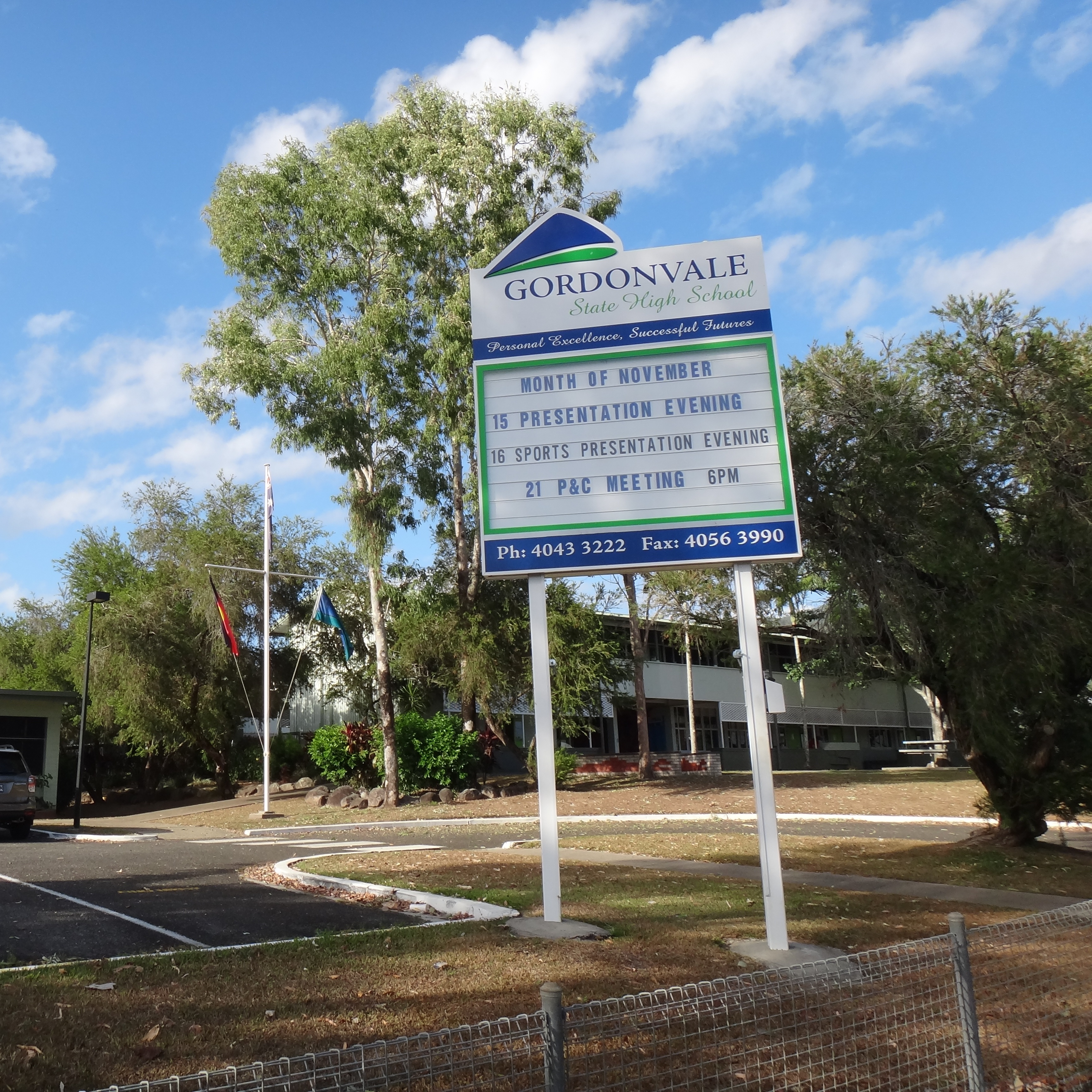 Photo of Gordonvale State High School