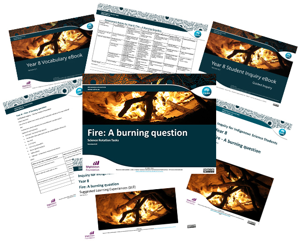 Thumbnail image of Year 8 Fire - A Burning Question resources