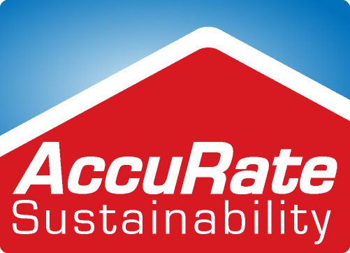 AccuRate Sustainability product logo