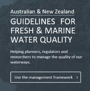 guidelines for fresh and marine water quality