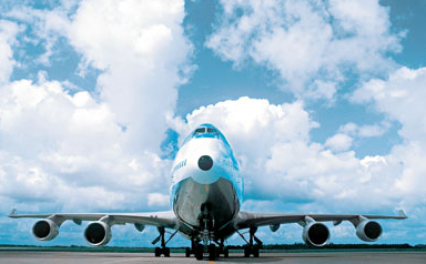 The multi-functional resin has the potential to be applied onto Boeing aircraft