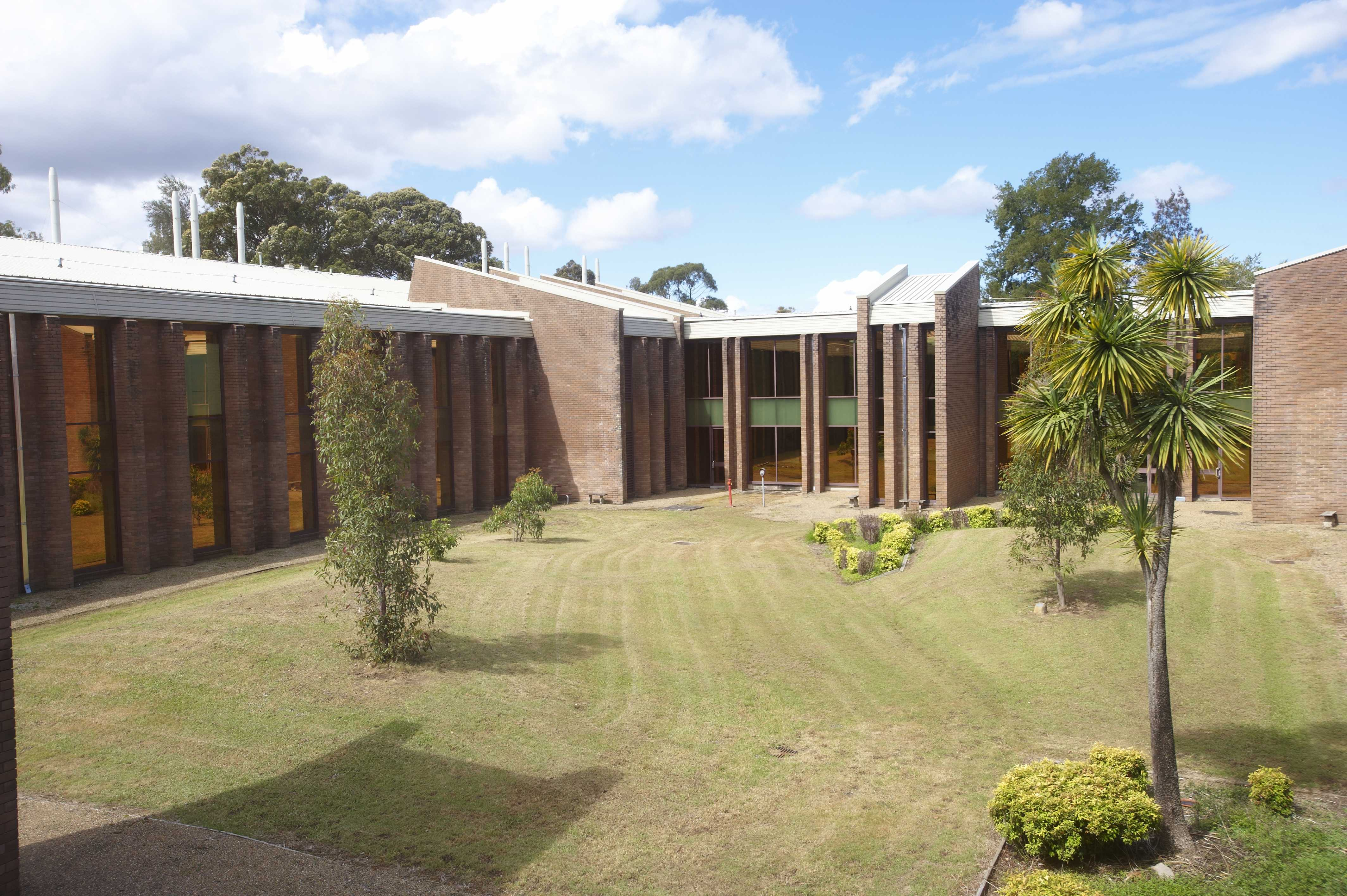 CSIRO lab facilities at Lindfield, NSW.