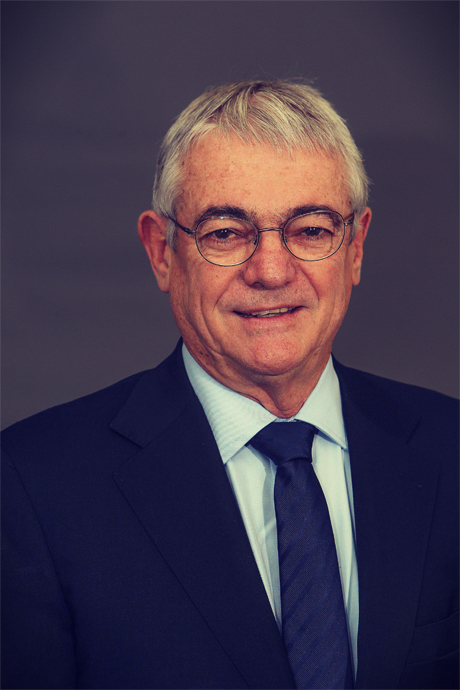 Portrait of Dr Laurie Hammond, Mining3 Chairman