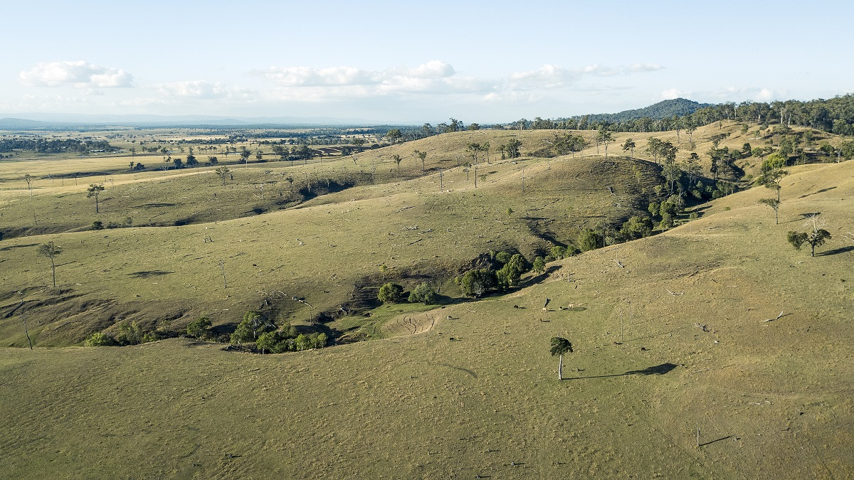 Agricultural land in Queensland, Australia