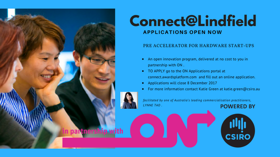 Connect@Lindfield in partnersip with ON