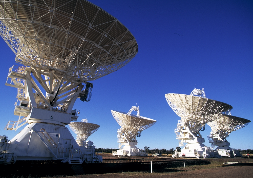 CSIRO's Compact Array radio telescope