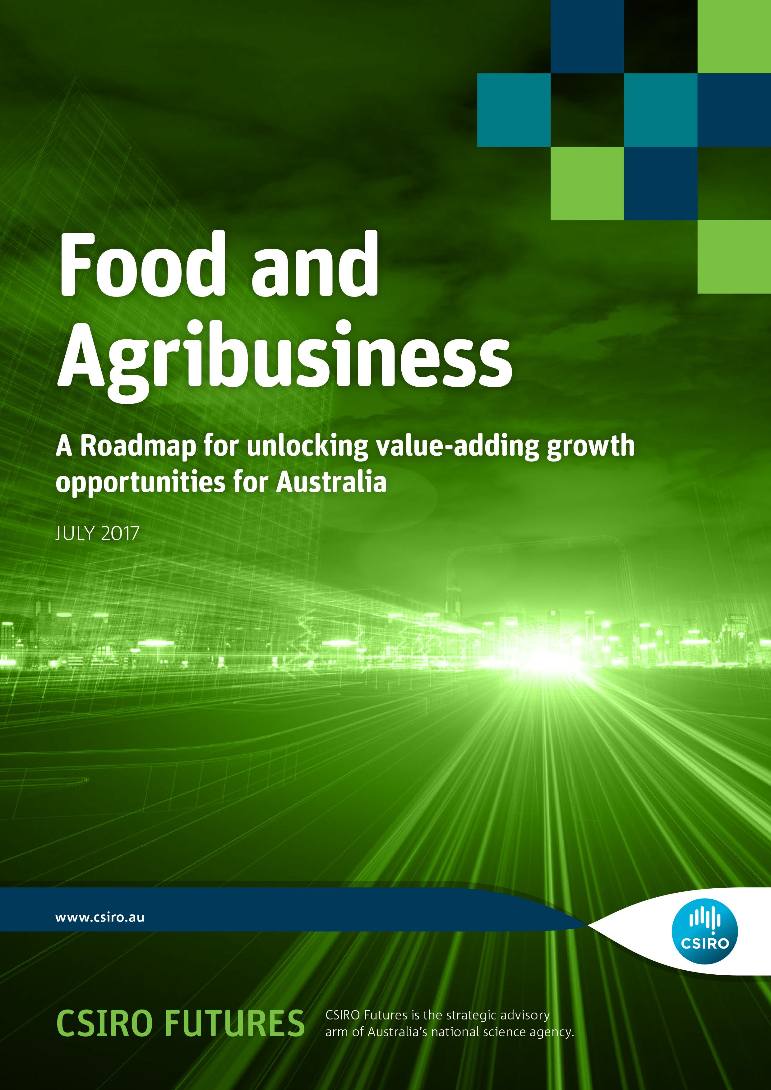 Mapping out Australia's food future - CSIRO