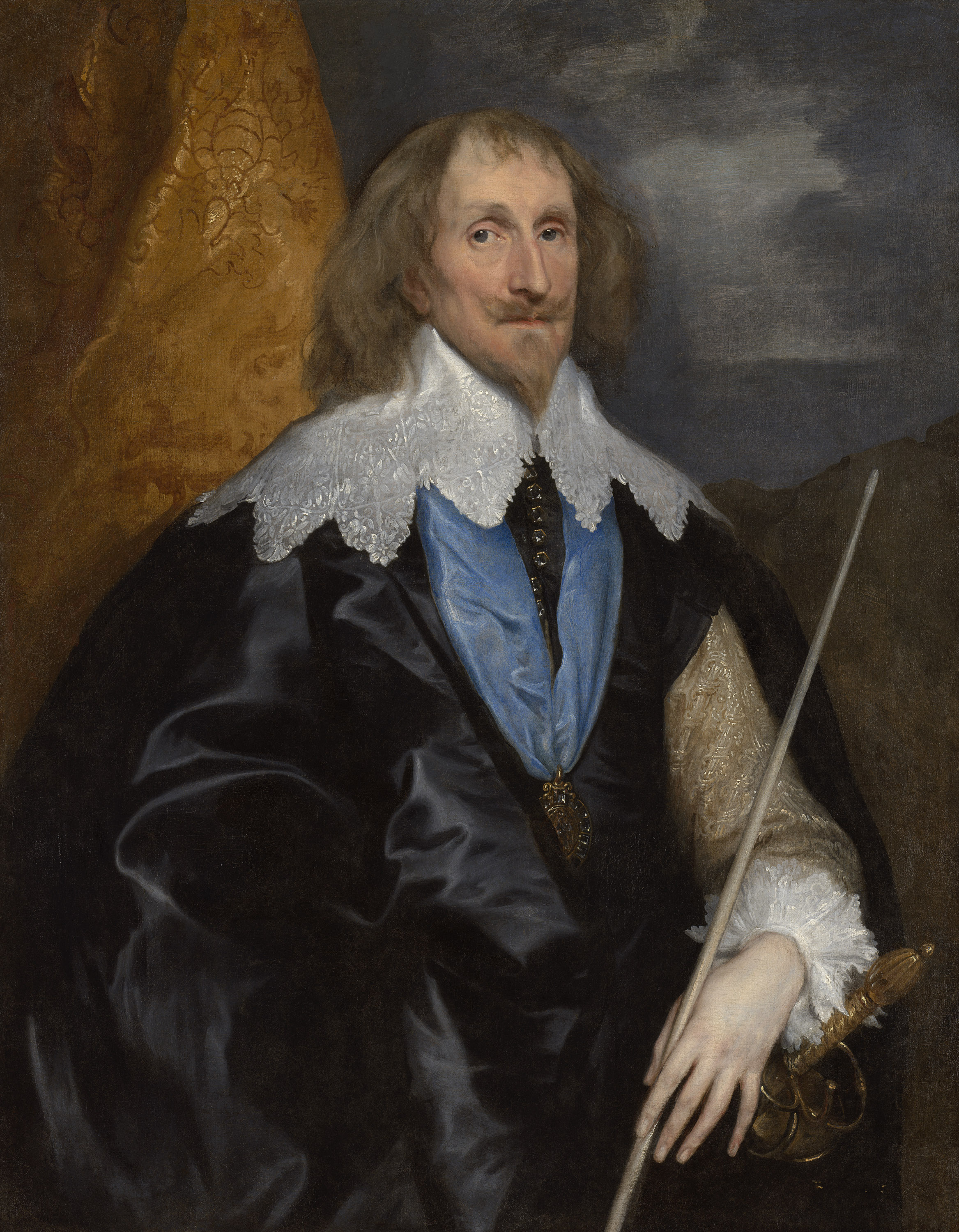 Portrait of an earl