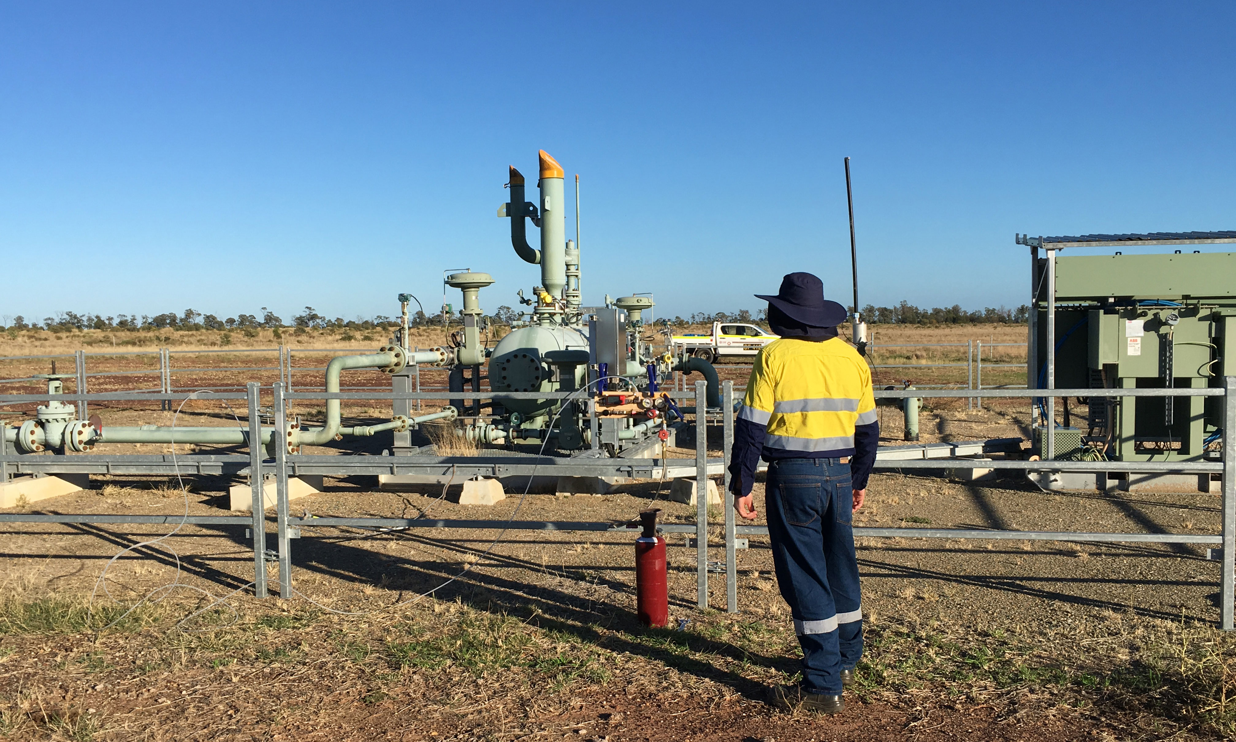 GISERA research assesses Queensland CSG-LNG greenhouse gas