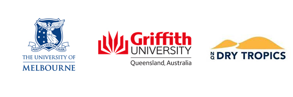 University of Melbourne, Griffith University and NQ Dry Tropics.