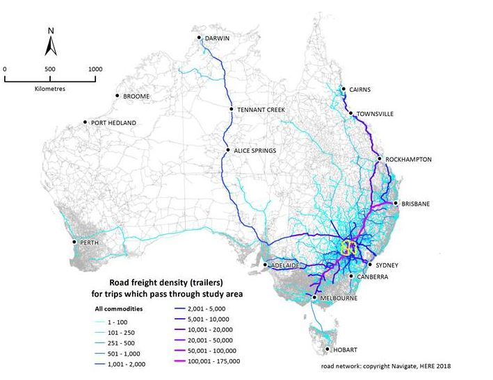 Inland rail offers agricultural savings on a plate - CSIRO