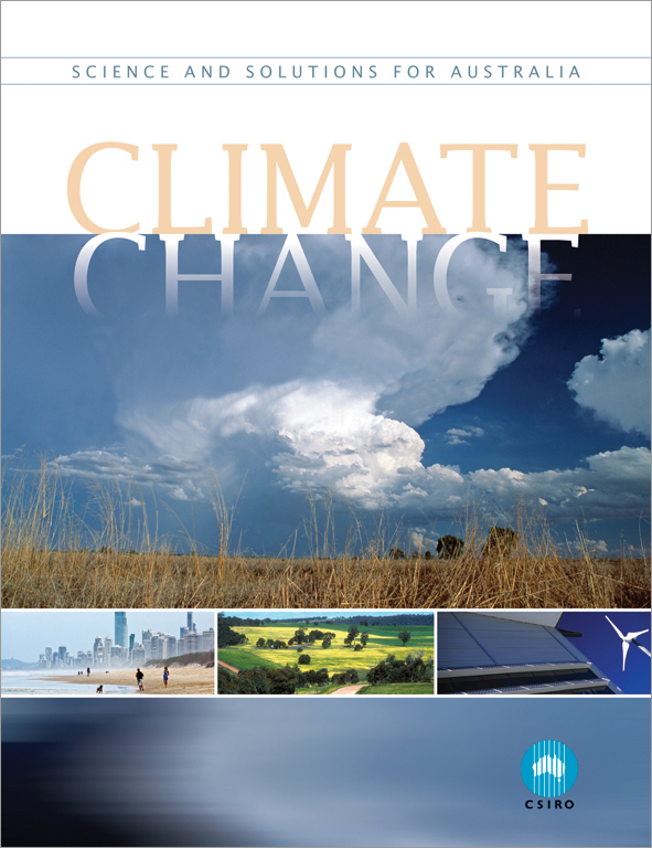 Cover of Climate Change: Science and Solutions for Australia