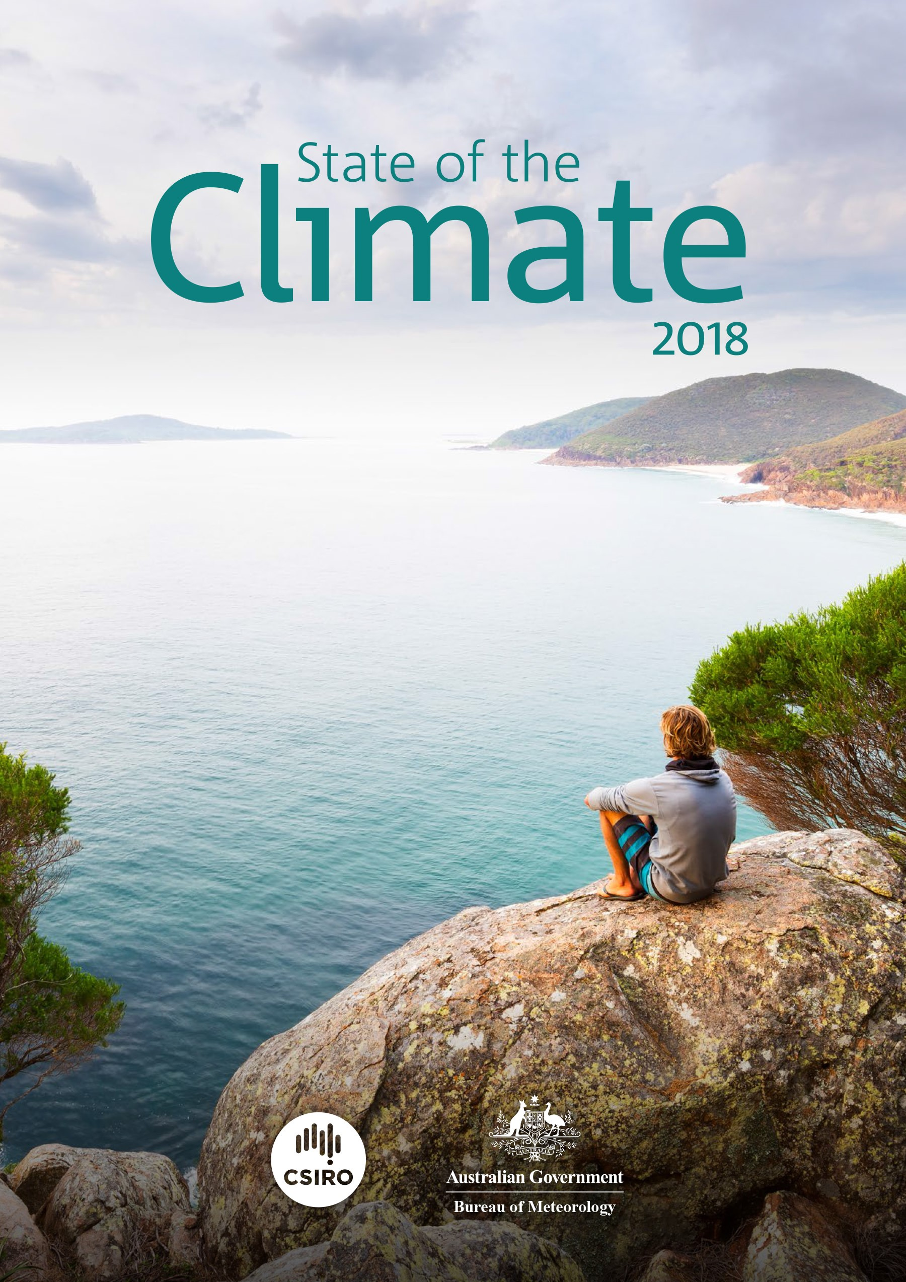 Cover for State of the Climate 2018